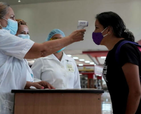 New Health Protocols for Travellers arriving in Cuba