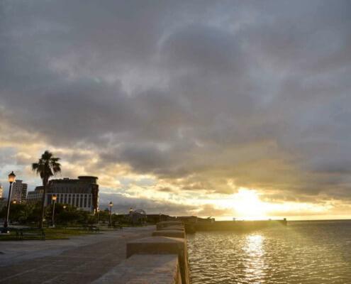 Havana returns to normal, Elsa moves through Straits of Florida