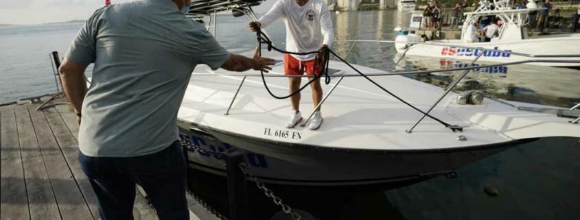 Small Flotilla Leaves Miami For Cuba Despite Homeland Security Warning