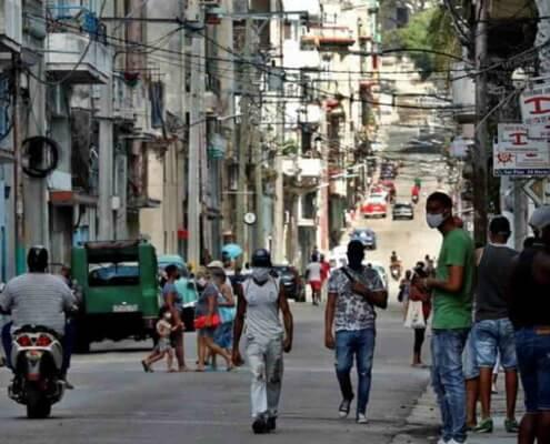 Cuba facing worst health crisis of the pandemic