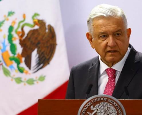 Mexico will send two ships with food, medicine and oxygen to Cuba
