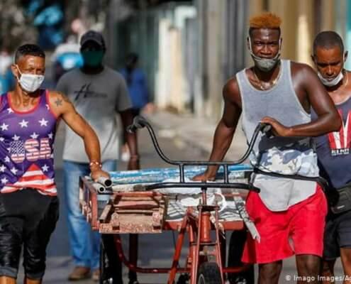 The Economic Scenario Behind the Protests in Cuba