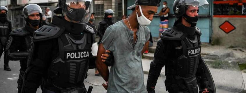 Cuba accuse Washington d'être derrière les manifs sur l'île