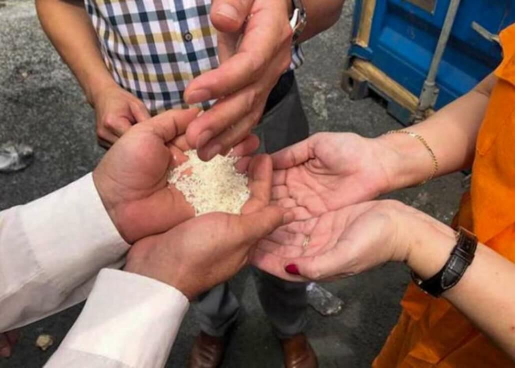 Vietnam dona 12 mil toneladas de arroz a Cuba