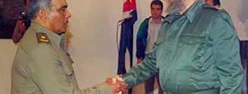 Las misteriosas muertes de cinco generales cubano
