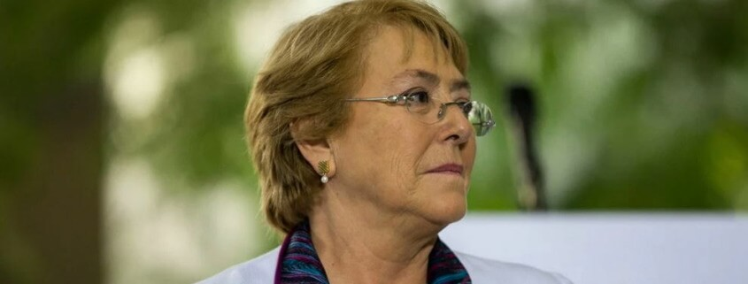 UN rights chief urges release of Cuban protesters