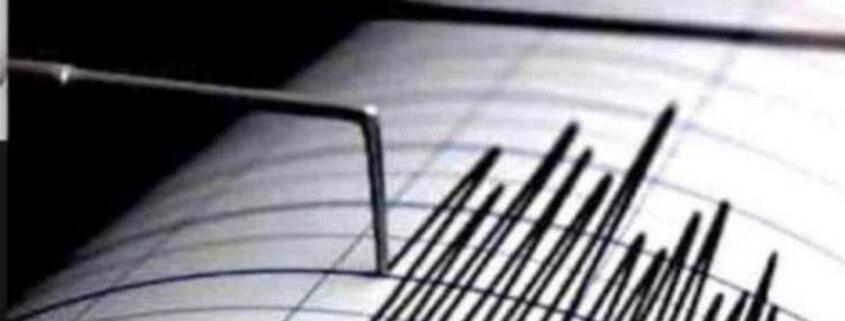 Sismo de magnitud 4,1 en la zona oriental de Cuba