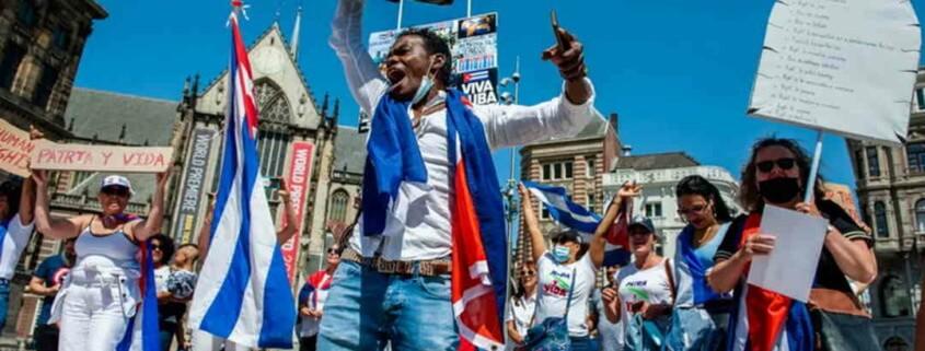 """La Cultura de la Paz, Cuba """"Patria y Vida"""""""