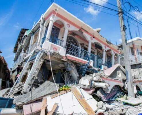 Cuba registers 404 aftershocks of the earthquake in Haiti