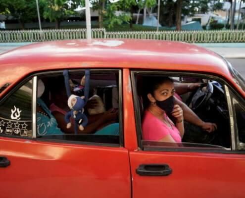 Coronavirus surge pushes Cuba's healthcare system to brink