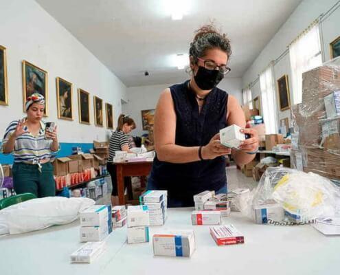 Cuban diaspora sends medicines to alleviate dire shortages