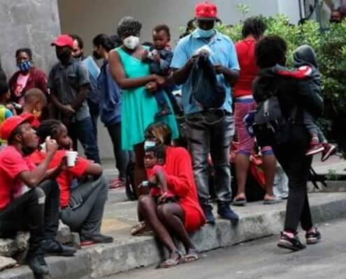 Cuba recibe a migrantes haitianos y los devolverá a su país