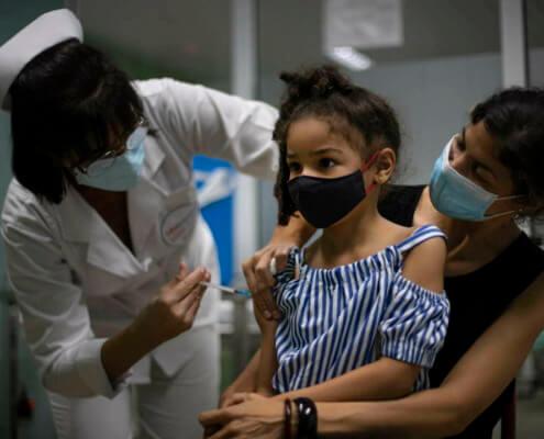 Cuba ne rouvrira pas ses écoles avant d'avoir vacciné les enfants