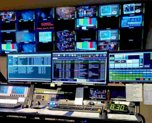 Cuban TV uses digital broadcast equipment donated by China