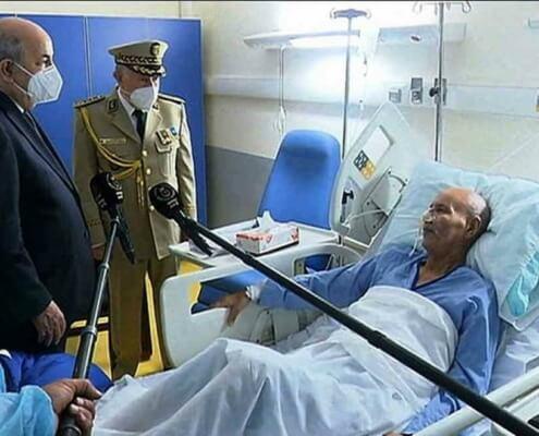 Le chef du Polisario transféré en catimini à Cuba pour des soins intensifs