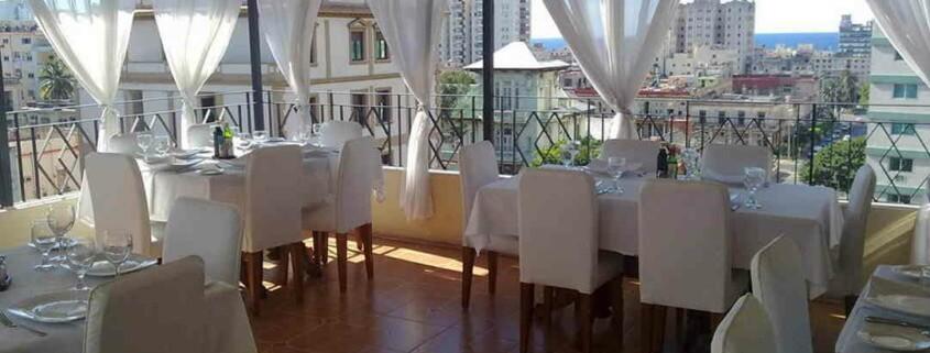 Unidades gastronómicas que brindarán servicio a la mesa en La Habana