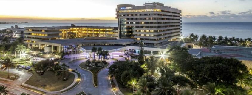 Meliá rouvrira 18 hôtels à Cuba en novembre