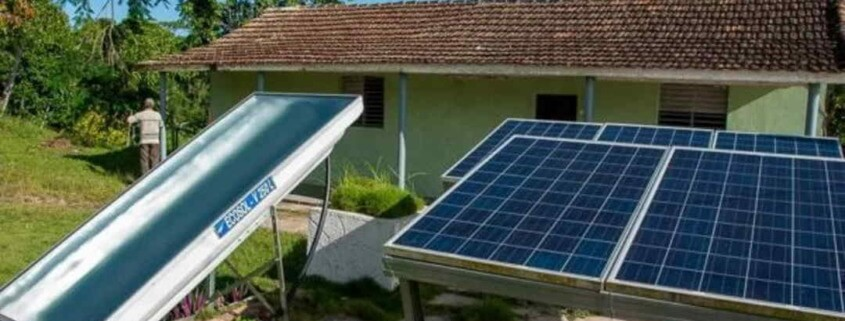 Importing Solar Panels in USD Now Allowed in Cuba