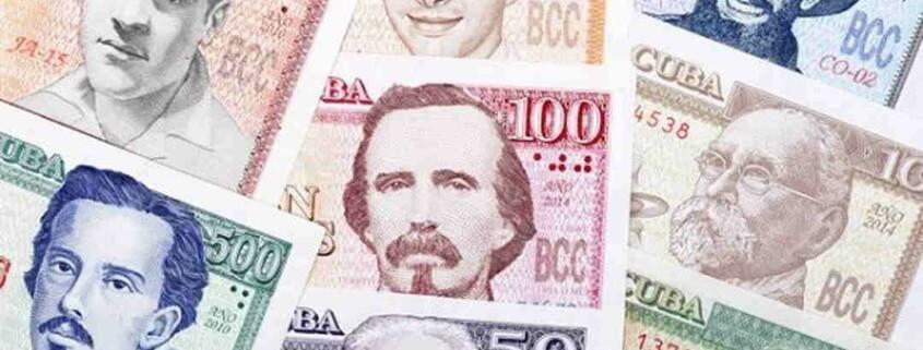Banco Central de Cuba emitirá nueva serie de billetes 2021