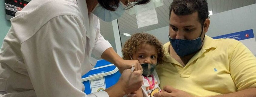 Cuba vaccinates children as young as two to re-open schools