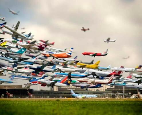 Cuba espera para octubre arribo de 23 aerolíneas