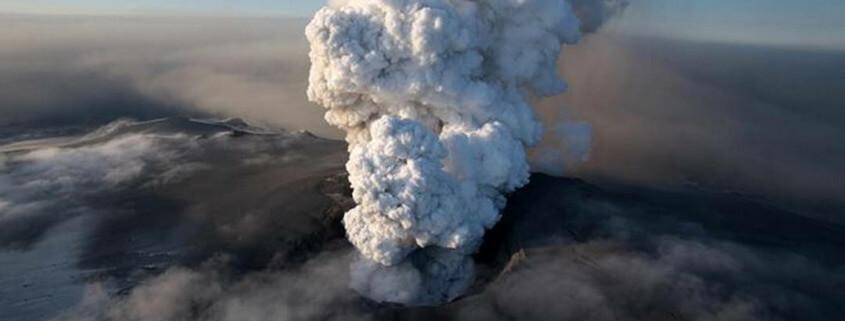 Alertan en Cuba de la presencia de polvo del Sahara y cenizas de La Palma