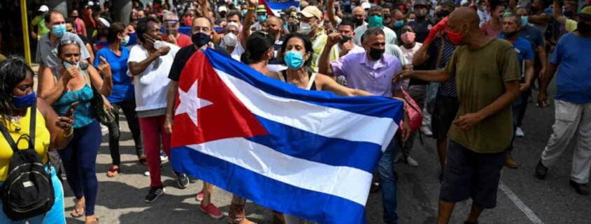Cuba denies opposition permission for march in Havana after July protests