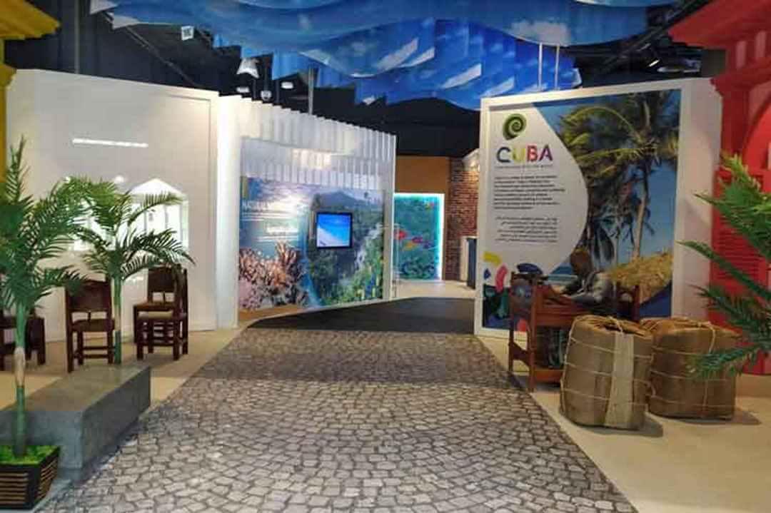 Cuba tiene su espacio en Expo Dubái 2020