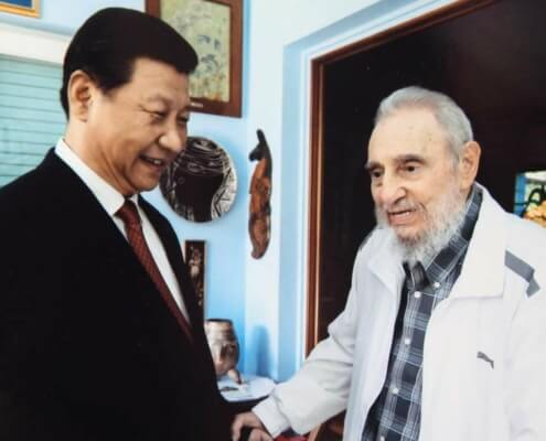 Energy pact sees Cuba sign up to China's Belt and Road Initiative